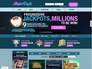 Slots Café Casino